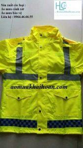 áo mưa bảo vệ