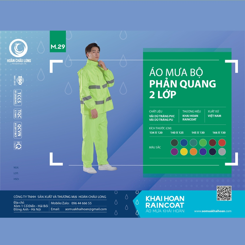 Ao Mua Phan Quang